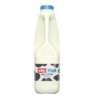 MILK FULL FAT 1000ml