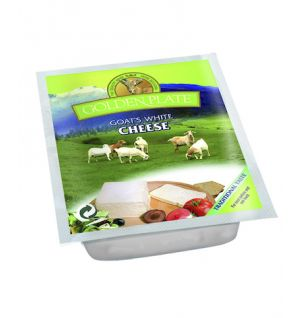 GOLDEN PLATE GOAT'S WHITE CHEESE 200g