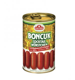 BONCUK BEEF SAUSAGES 400gr
