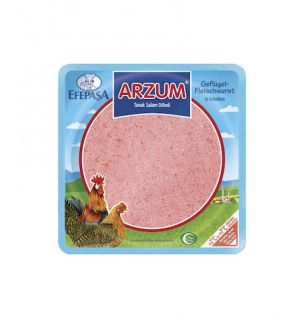 ARZUM SLICED CHICKEN SALAMI 200gr