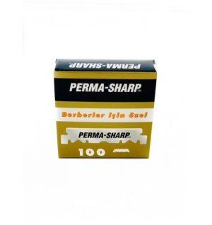 PERMASHARP RAZOR BLADE 100pcs