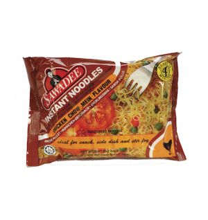 SAWADEE INSTANT NOODLES CHICKEN CHOW 85g