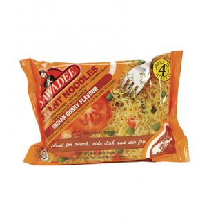 SAWADEE INSTANT NOODLES INDIAN CURRY 85g