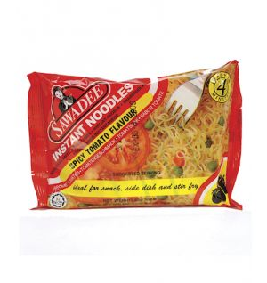 SAWADEE INSTANT NOODLES SPICY TOMATO 85g