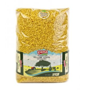 YELLOW LENTILS / sari mercimek 2kg