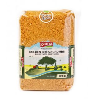 GOLDEN BREAD CRUMBS (GALETA UNU) 500g