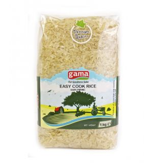 EASY COOK RICE / sari pirinc 1kg