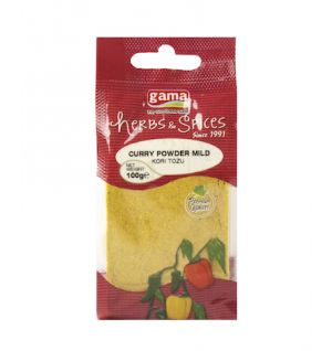 STAND CURRY POWDER 100gr