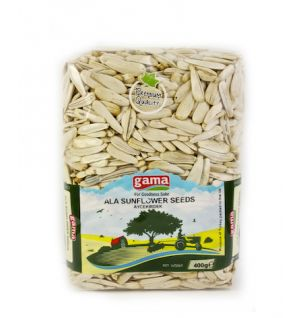 SUNFLOWER SEEDS 400gr