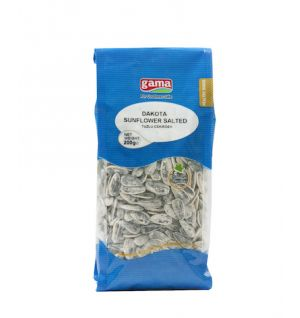 DAKOTA SALTED SUNFLOWER SEEDS / tuzlu cekirdek 200gr