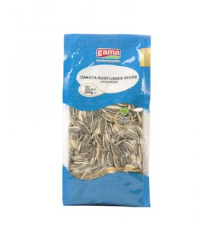 DAKOTA SUNFLOWER SEEDS 200gr (GAMA) _