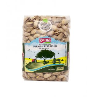 TURKISH PISTACHIO SALTED 500gr