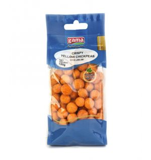 YELLOW CRISPY ROASTED CHICKPEAS / citir leblebi 150gr