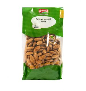ALMOND RAW / Badem 600gr