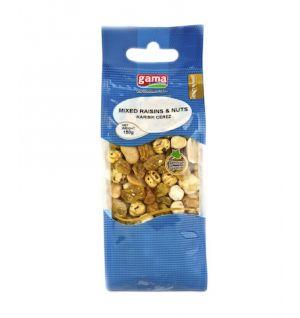 MIXED RAISIN & NUTS 150gr