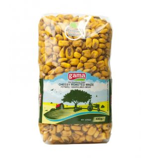 GAMA MAIZE CHEESY 400gr