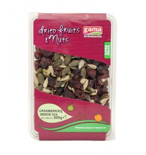 CRANBERRY SEED MIX  200gr