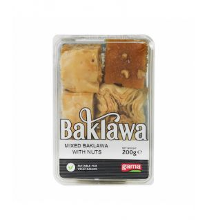 BAKLAWA MIXED WITH NUTS 200g