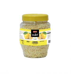 GAMA ORALET LEMON FLAVOURED 300g