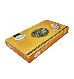TURKUAZ PLAIN TURKISH DELIGHT 450g