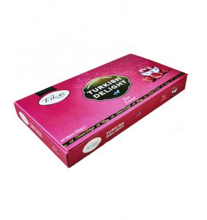 TURKUAZ ROSE TURKISH DELIGHT 450g Turkuaz Rose Delight
