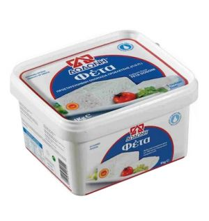 DODONI GREEK FETA CHEESE IN BRINE 1kg