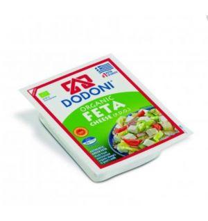 DODONI ORGANIC GREEK FETA (VACUUM) 200g Dodoni Organic Feta