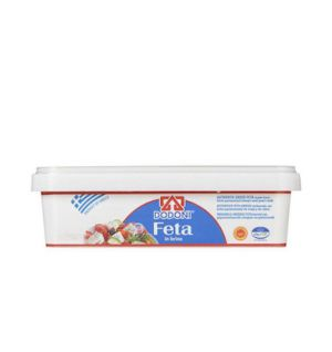 DODONI GREEK FETA CHEESE (TUB) 200g