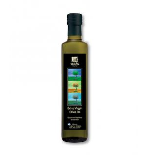 SELLAS EXTRA VIRGIN OLIVE OIL / sizma zeytinyagi 500ml