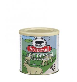 SUTDIYARI GOAT'S CHEESE %50 / keci peyniri 400gr