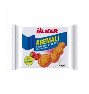 ULKER KREMALI S.BERRY 8pk 8x72g (51106-56)