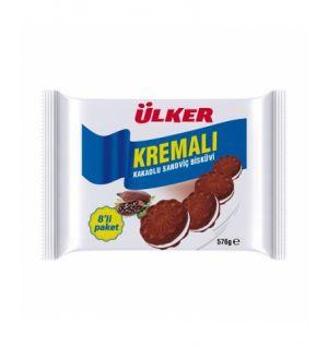 ULKER KREMALI COCOA 8pk 8x72g (51106-58)
