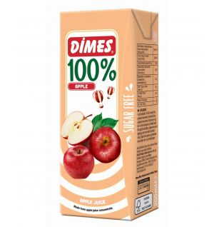 DIMES 100% APPLE 200ml JUICE |