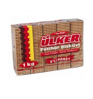 ULKER PETIT BEURRE BISCUIT / potibor biskuvi 1000g