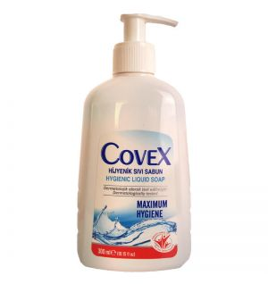 COVEX MAXIMUM HYGIENE LIQUID SOAP / hijyenik sivi sabun 300ml
