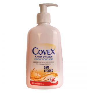 COVEX SOFT HYGIENE LIQUID SOAP 300ml