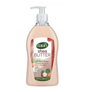 DALAN CREAM SHEA BUTTER LIQUID SOAP 400ml