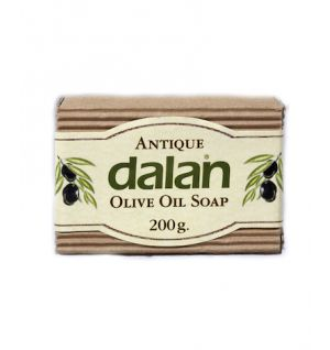 DALAN ANTIQUE OLIVE OIL SOAP 200gr