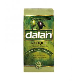 DALAN ANTIQUE GREEN OLIVE OIL SOAP 5x180g