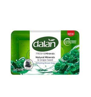 DALAN MINERALS SOAP GRAPE SEED 150g
