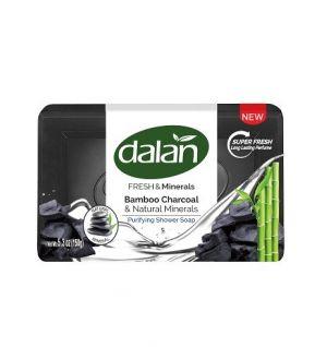 DALAN MINERALS SOAP BAMBOO CHARCOAL 150g