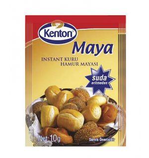 KENTON INSTANT DRIED YEAST (3x10g) / instant kuru hamur mayasi