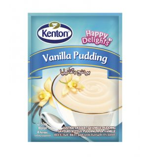 KENTON PUDDING VANILLA 100g