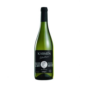 DIREN KARMEN SELECTION DRY WHITE WINE 75cl