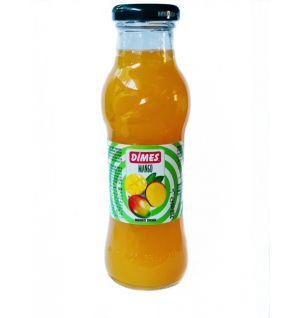 DIMES MANGO JUICE 250ml (BOTTLE)