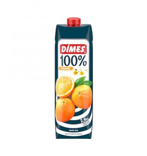 DIMES 100% PURE ORANGE 1000ml JUICE |