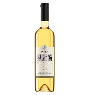 DIREN COLLECTION CHARDONNAY WINE 75cl