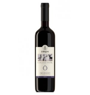 DIREN OKUZGOZU DRY RED WINE 75cl