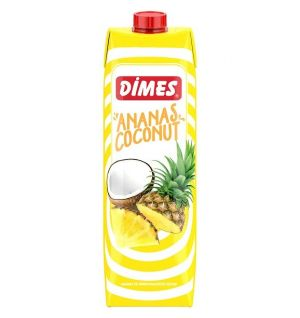 DIMES PINEAPPLE COCONUT 1000ml -NECTAR
