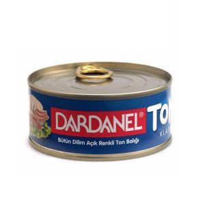 DARDANEL TUNA WITH (SUNFLOWER OIL) TIN / aycicekyagli ton 160gr